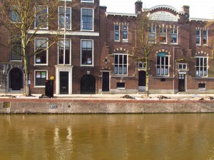 Lange Haven Schiedam na renovatie